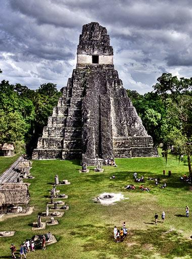 The Mayan City